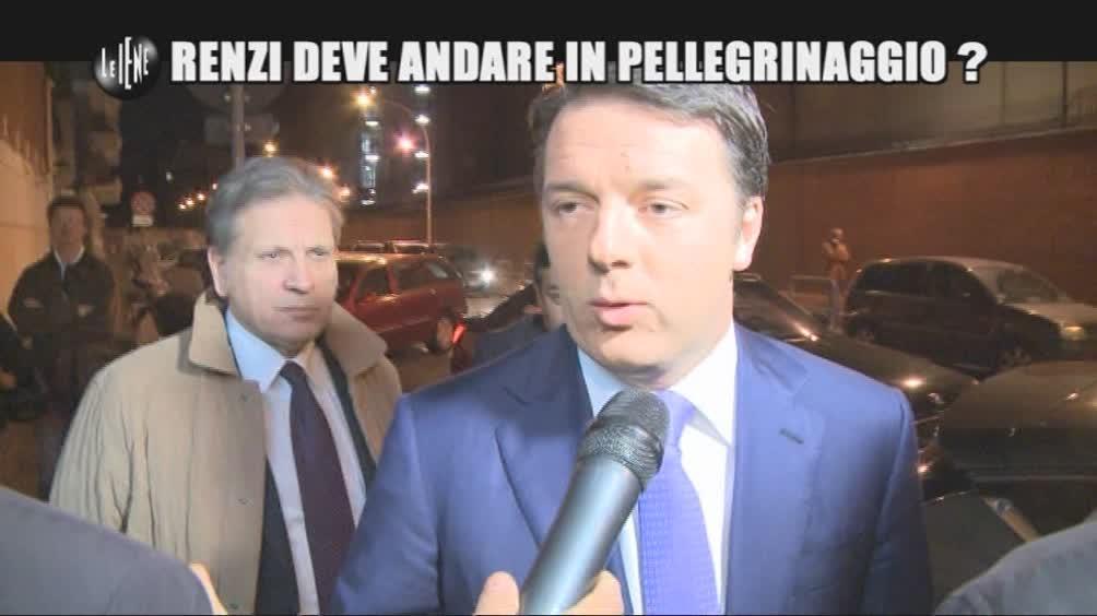 NOBILE: Renzi deve andare in pellegrinaggio?