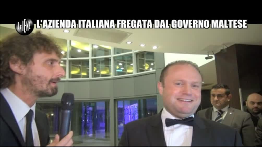 ROMA: L'azienda italiana fregata dal governo maltese