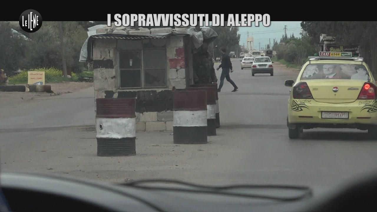 PECORARO: I sopravvissuti di Aleppo
