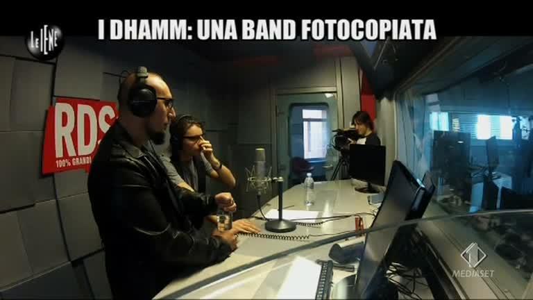 GOLIA: I Dhamm: una band fotocopiata