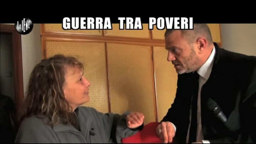 GOLIA: Guerra tra poveri