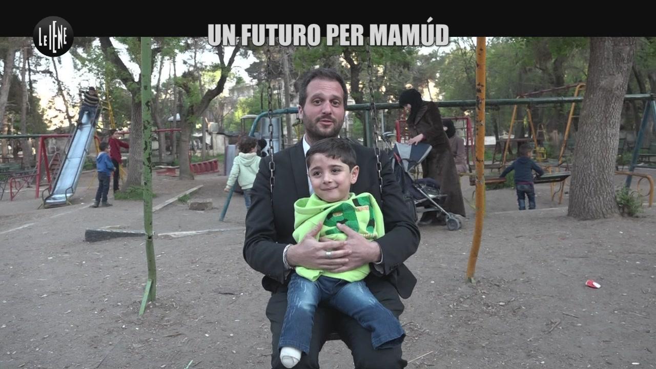 PECORARO: Un futuro per Mamúd