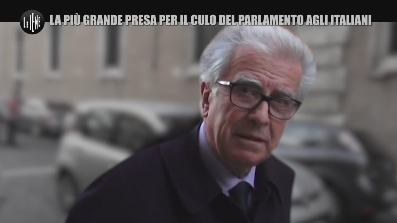 ROMA: La più grande presa per il culo del Parlamento agli italiani