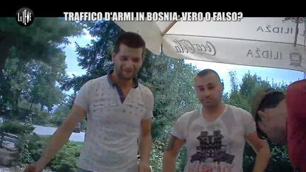 PELAZZA: Traffico d'armi in Bosnia: vero o falso?