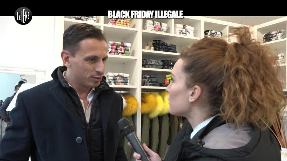 RUGGERI: Black Friday illegale