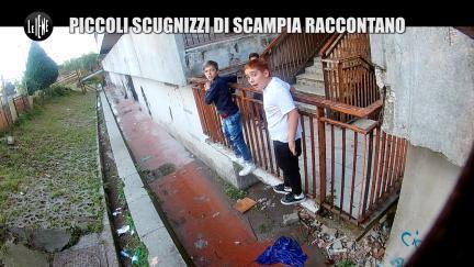 REI: Piccoli scugnizzi di Scampia raccontano