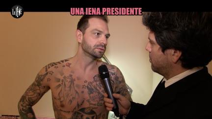 PASCA: Una Iena Presidente
