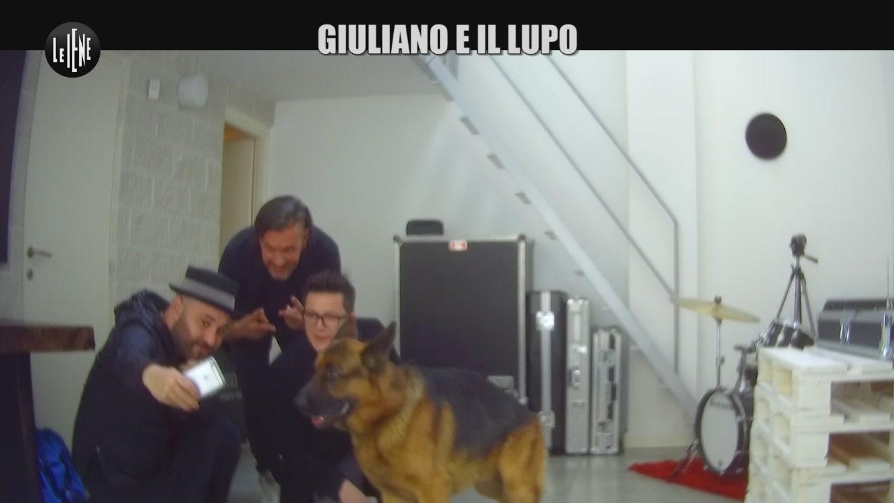 TORIELLI: Giuliano e il lupo