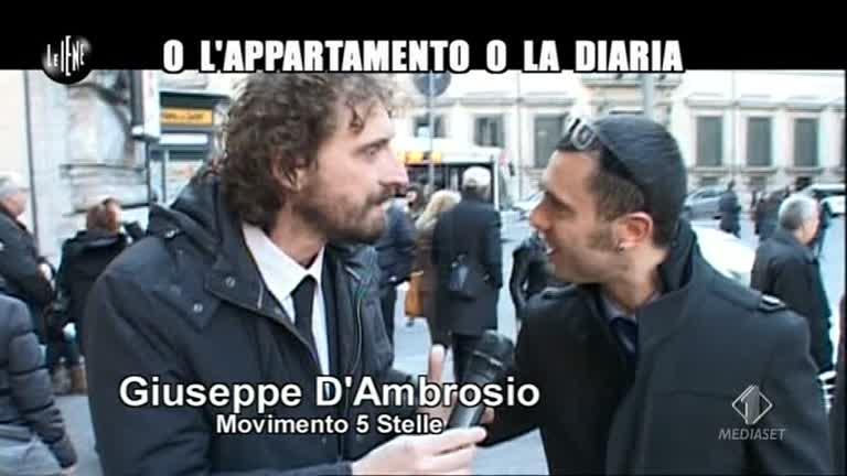 ROMA: O l'appartamento o la diaria!