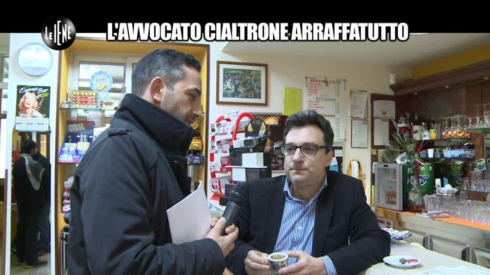 MATTEO VIVIANI: L'avvocato cialtrone arraffatutto
