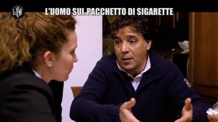 RUGGERI: L'uomo sul pacchetto di sigarette