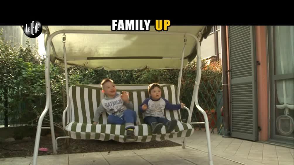 NINA: Family Up