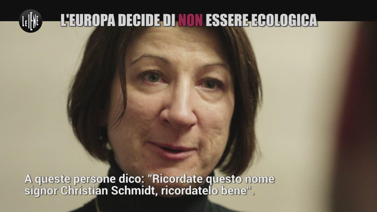 PECORARO: L'Europa decide di non essere ecologica