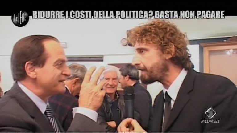 ROMA: Come ridurre i costi della politica? Basta non pagare