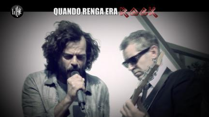 AGRESTI: Quando Renga era rock