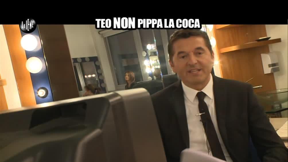 TOFFA: Teo pippa la coca?