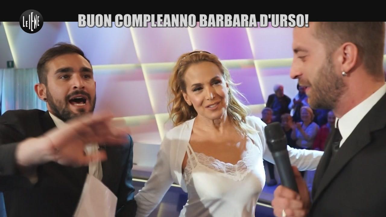 CORTI E ONNIS: Buon compleanno Barbara D'Urso
