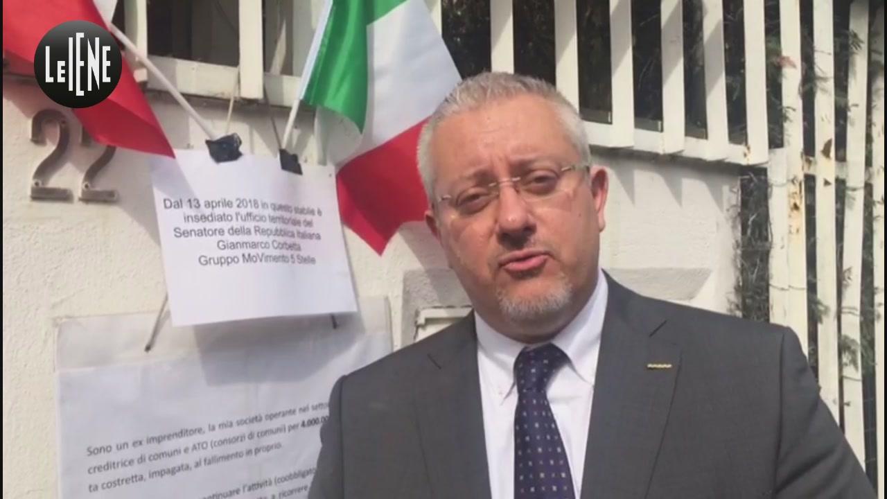 Caso Bramini, Corbetta sceglie la sua casa come domicilio da parlamentare