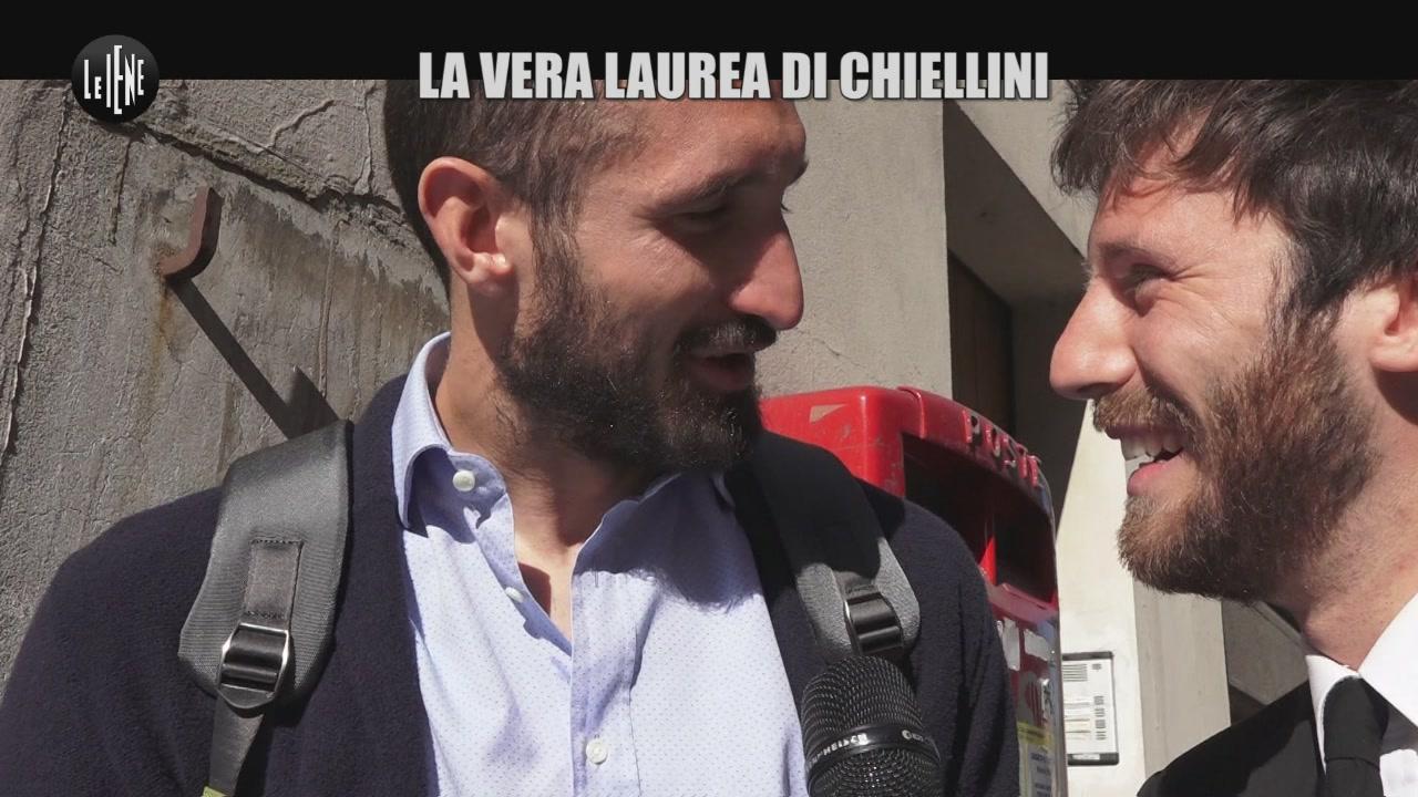 DE DEVITIIS: La vera laurea di Chiellini