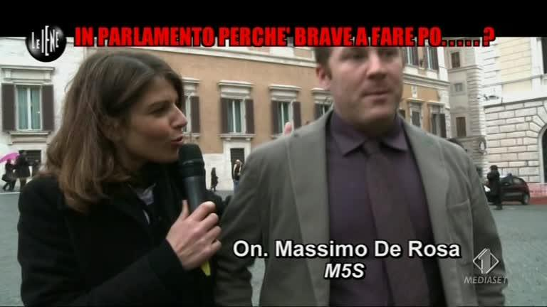 NOBILE: De Rosa e le accuse verso le sue colleghe