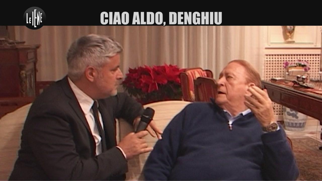 LUCCI: Ciao Aldo, denghiu