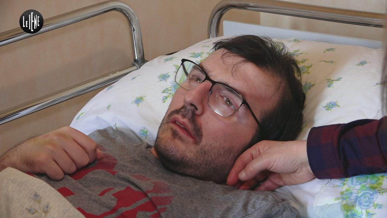 ROMA: In stato vegetativo per colpa di un tombino