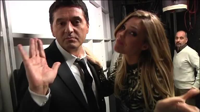 Backstage della puntata del 13 gennaio - 6 parte