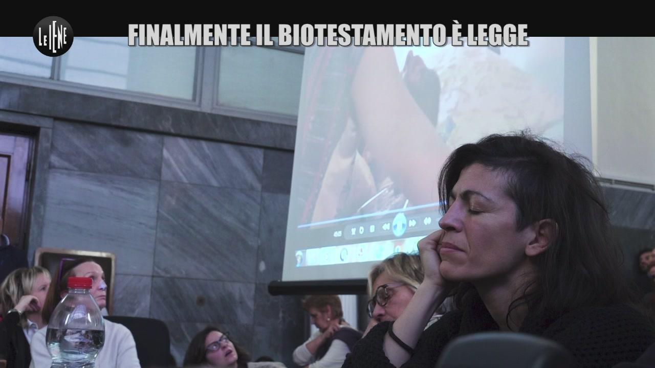 Biotestamento: Patrizia, malata di Sla, smette di soffrire:I nostri servizi