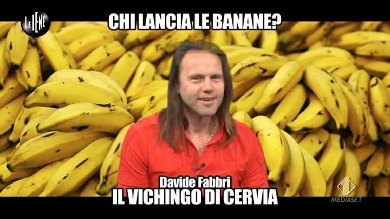 PASCA: Chi lancia le banane?