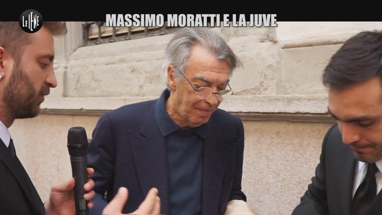 CORTI E ONNIS: Massimo Moratti e la Juve