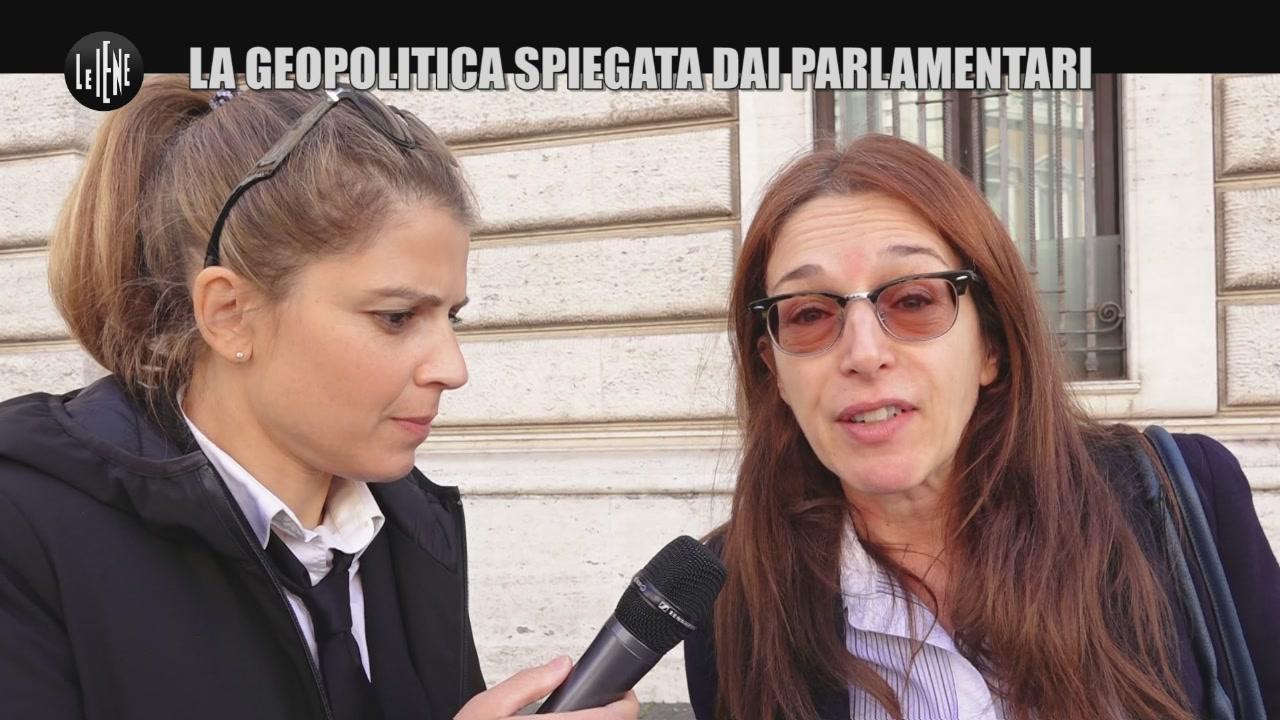 NOBILE: La geopolitica spiegata dai parlamentari