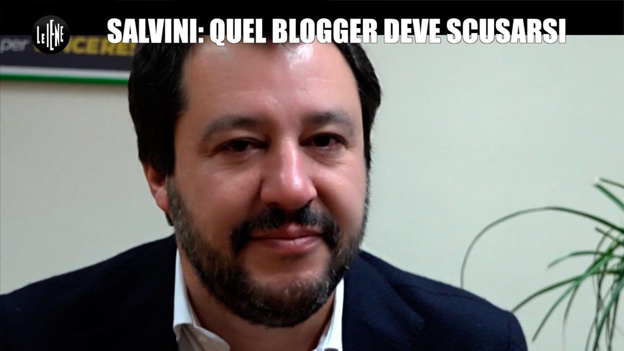 """Salvini: """"Hitler mai!"""""""