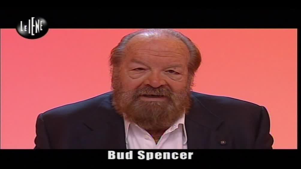 INTERVISTA: Bud Spencer