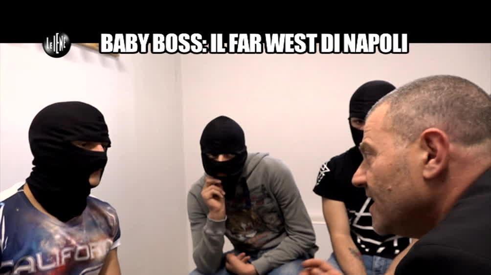 GOLIA: Baby boss: il far west di Napoli