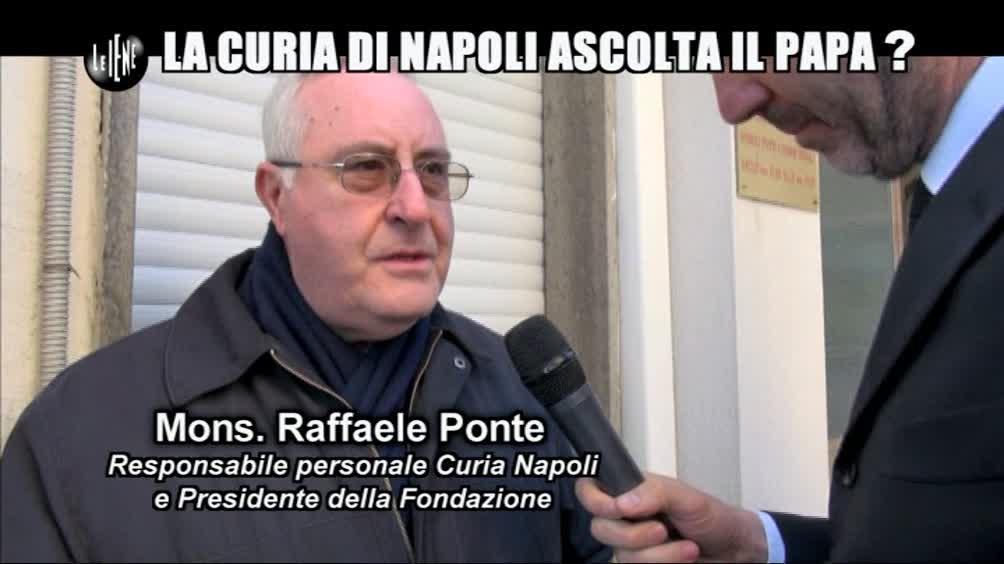 CALABRESI: La curia di Napoli ascolta il Papa?