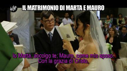 NINA: Il matrimonio di Marta e Mauro