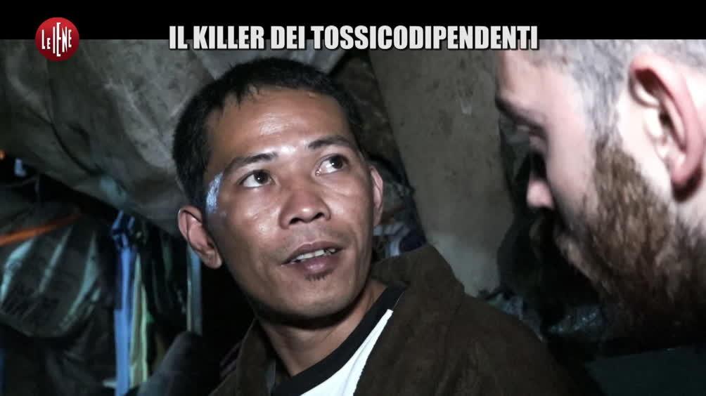 MAISANO: Il killer dei tossicodipendenti