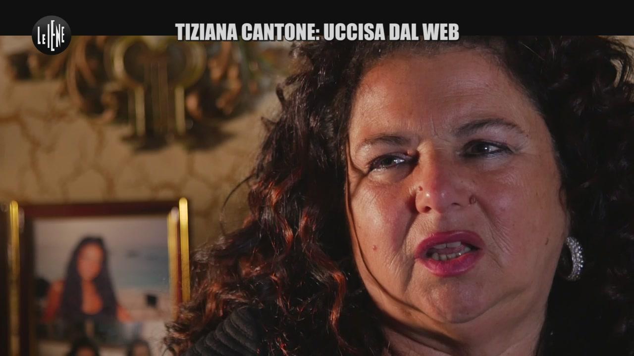 REI: Tiziana Cantone: uccisa dal web