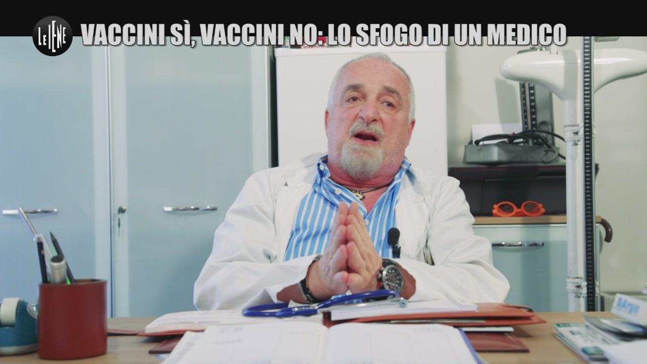 NINA: Vaccini sì, vaccini no: lo sfogo di un medico
