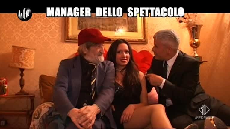 LUCCI: Manager dello spettacolo