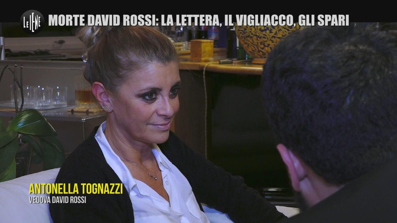 MONTELEONE: Morte David Rossi: la lettera, il vigliacco, gli spari