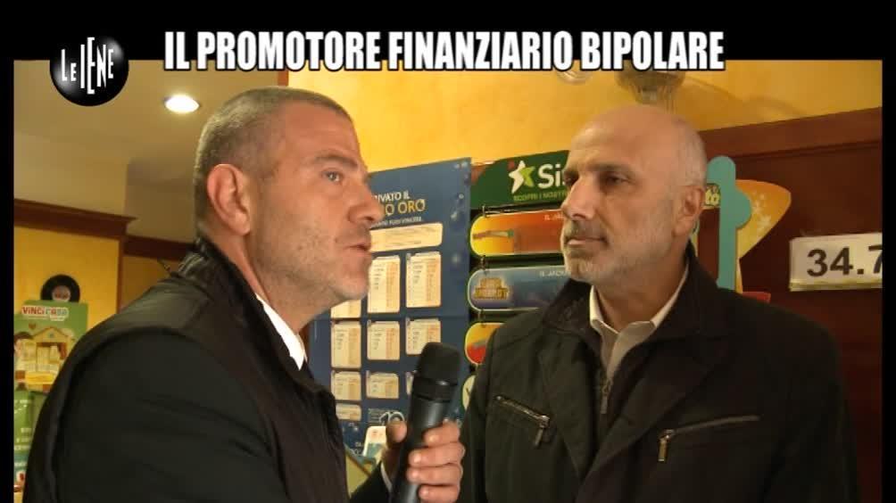 GOLIA: Il promotore finanziario bipolare