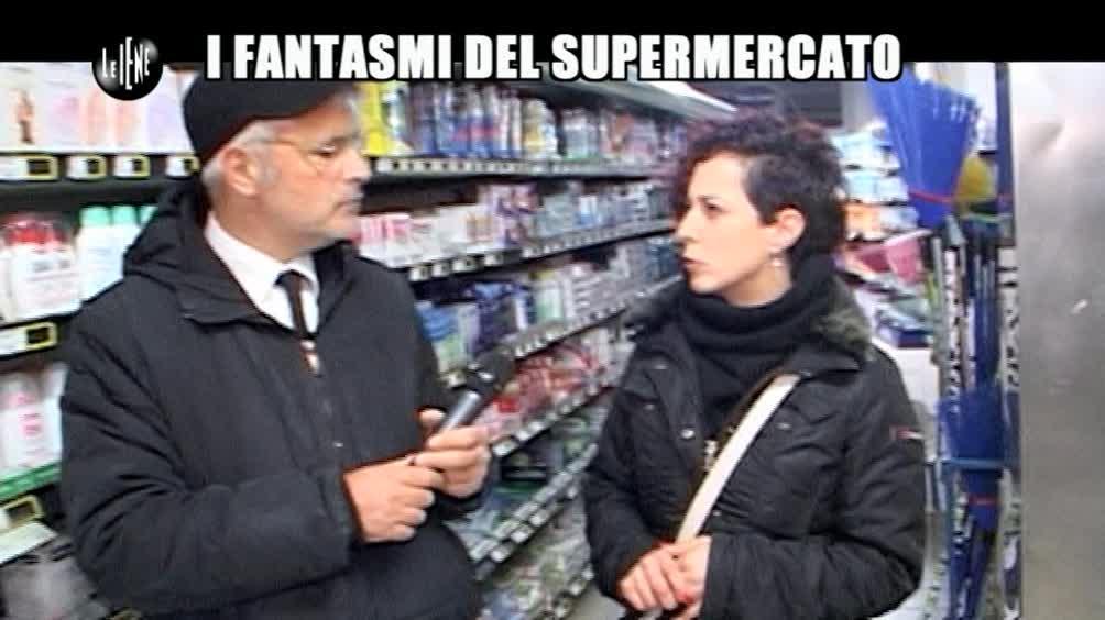 LUCCI: I fantasmi del supermercato
