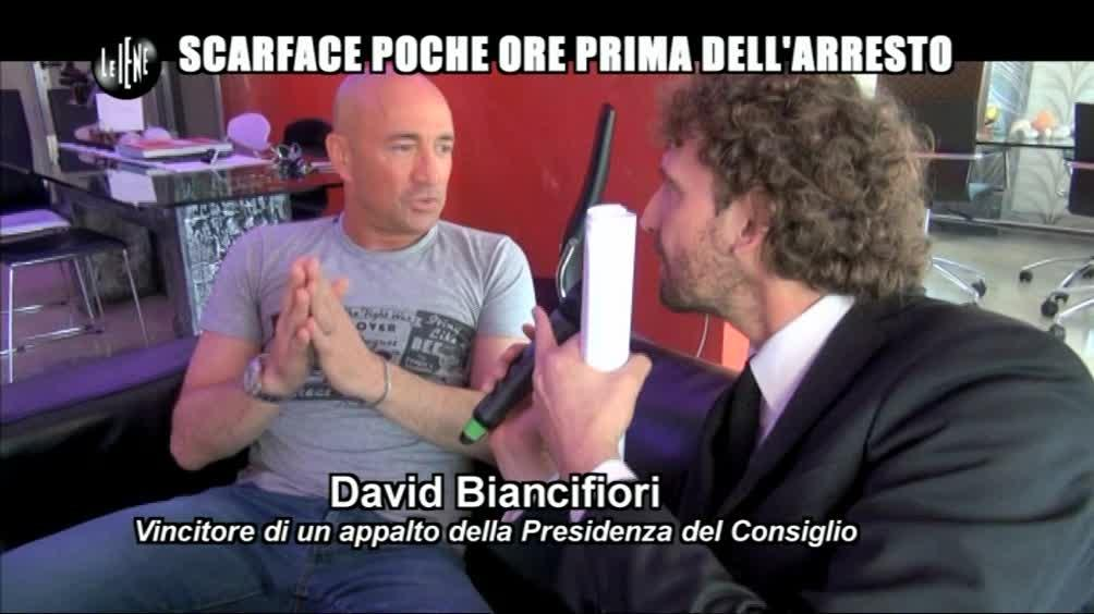 "ROMA: Tangenti? Parla ""Scarface"""