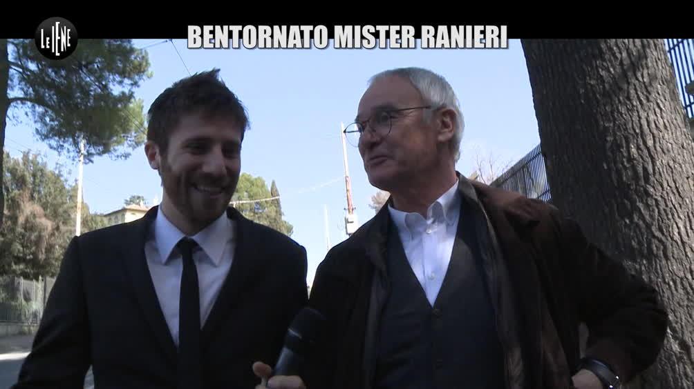 DE DEVITIIS: Bentornato Mister Ranieri