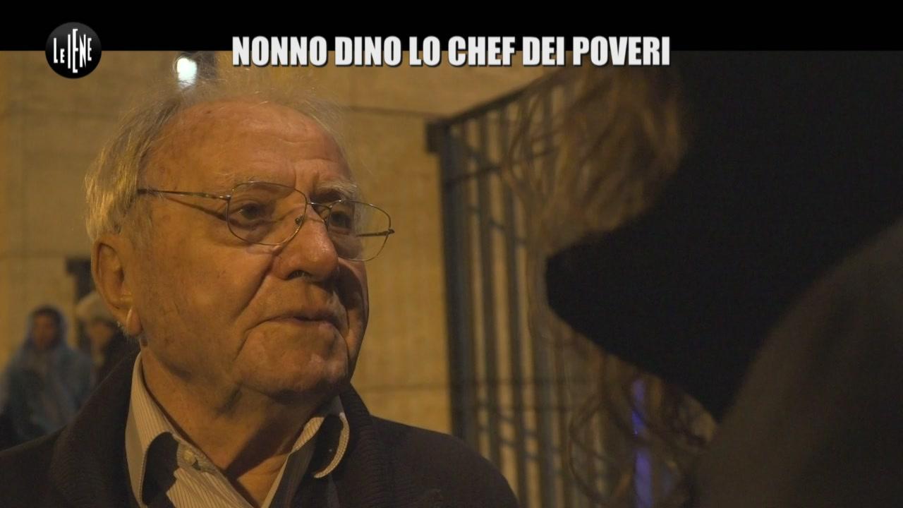 NINA: Nonno Dino lo chef dei poveri