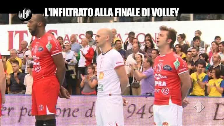 CORTI: Infiltrato alla finale di Volley