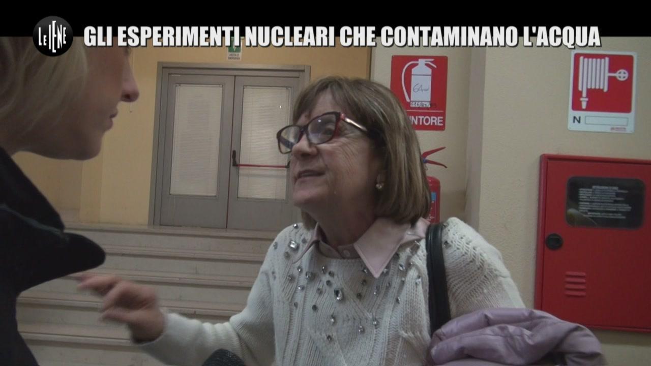 TOFFA: Gli esperimenti nucleari che contaminato l'acqua