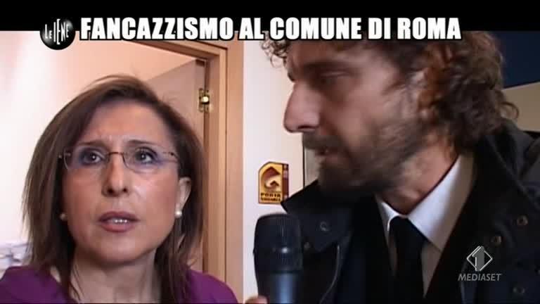 ROMA: Fancazzismo al comune di Roma