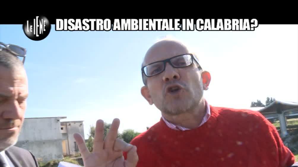 GOLIA: Disastro ambientale in Calabria?